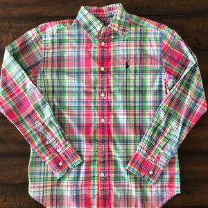 Ralph Lauren Long Sleeve Button Down